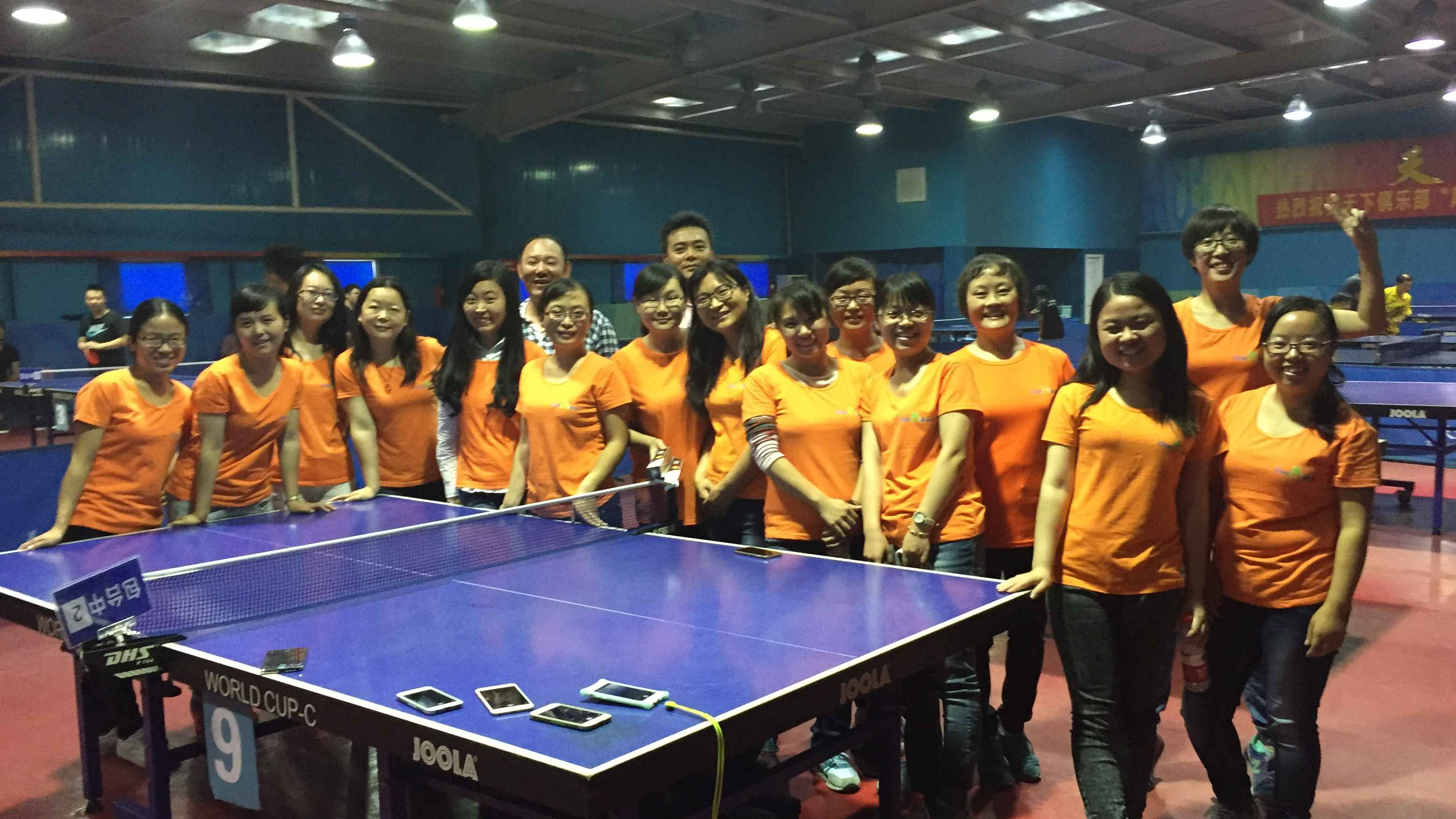 Charmission Table Tennis Game